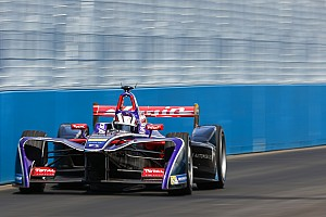 Formula E Reporte de calificación Sensacional pole de Lynn para su debut en Nueva York