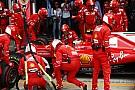 【F1】ライコネン、トラブルの前兆は全くなし。「ある意味幸運だった」