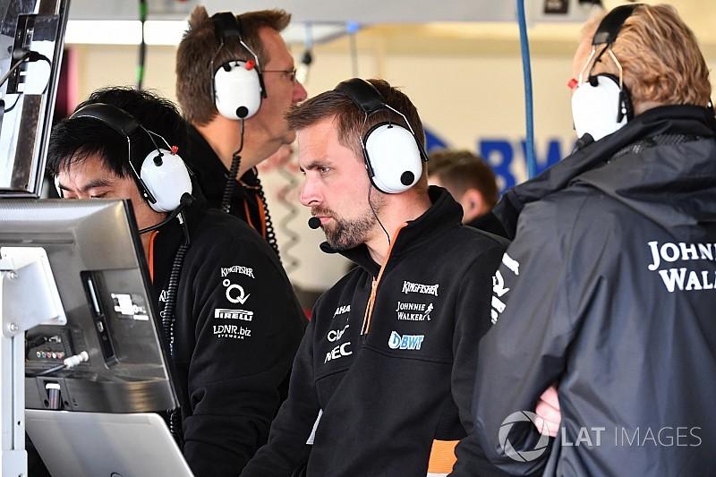 Rivales de Force India quisieron llevarse personal clave del equipo