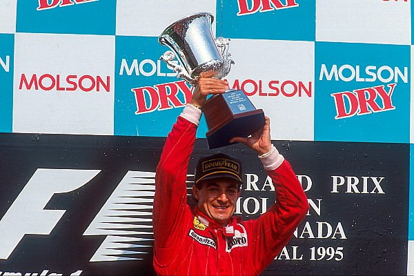1995 Canadian GP - The day Alesi scored his maiden F1 win