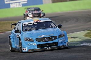 WTCC Preview Volvo :