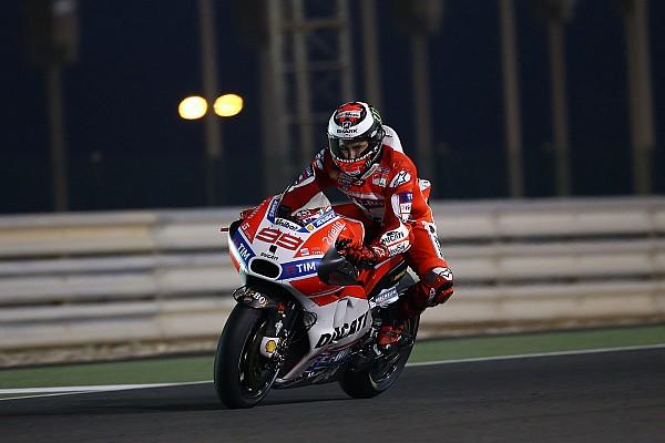 "MotoGP 洛伦佐:多维奇奥索在刹车上的优势""太大"""