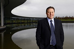 Formel 1 Interview Exklusives Interview mit dem neuen McLaren-Chef Zak Brown