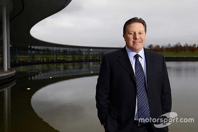 Wawancara eksklusif: Tantangan Zak Brown di McLaren