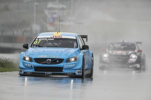 WTCC Breaking news China WTCC: Girolami beats Michelisz for maiden pole