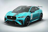 VIDEO: el nuevo Jaguar I-PACE eTROPHY