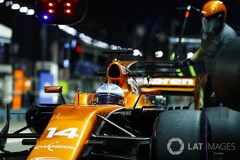 Ainda indeciso, Alonso diz que definirá futuro em 15 dias