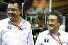 Formule 1 Boullier: Samenwerking McLaren en Honda was een