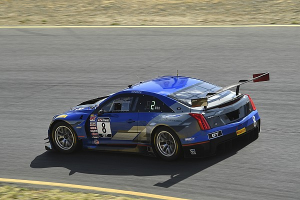 PWC Race report Sonoma PWC: Cooper dominates GT ahead of ferocious scrap
