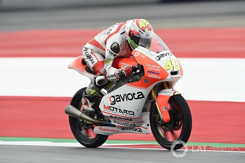 【Moto3】アスパー、来季よりKTMのバイクを起用