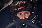 Kurt Busch celebrates his 600th Cup start at Bristol