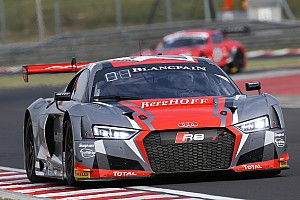 BSS Reporte de calificación Audi domina la clasificación en Hungría