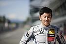 EK Formule 3 Makino in Zandvoort terug in EK F3 na polsbreuk
