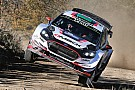 WRC Argentina WRC: Evans stays ahead despite tyre woes
