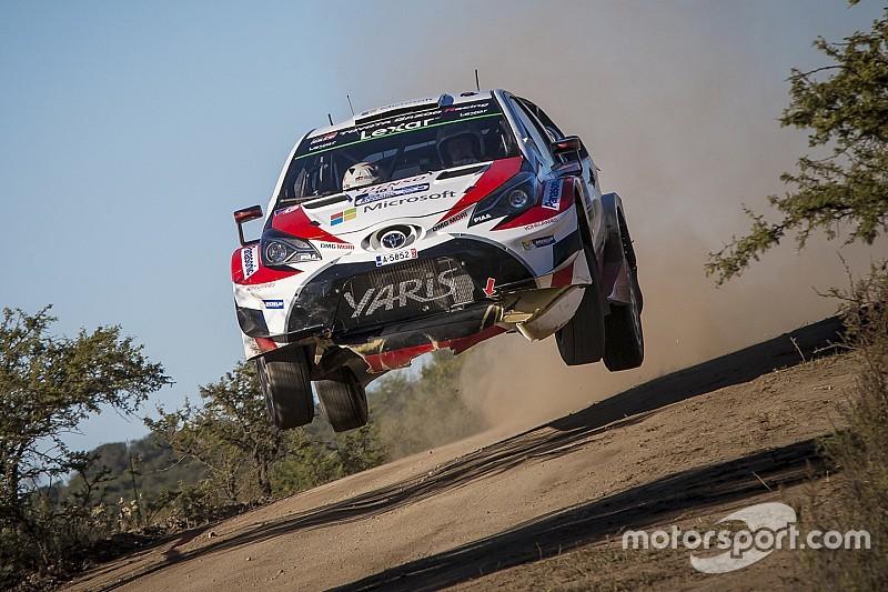 【WRC】ラトバラ「開幕戦から安定した走りを継続できている事が大切」