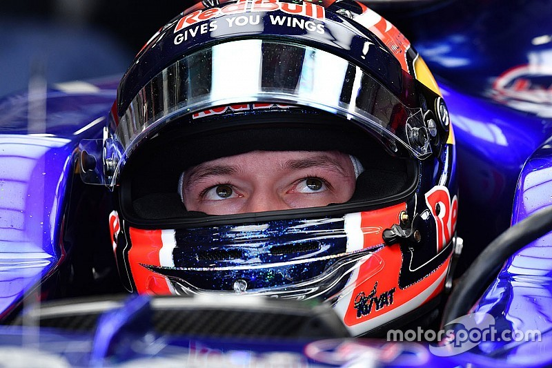 Red Bull примет решение о контракте с Квятом в начале лета