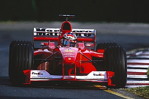 Formula 1 Top List Gallery: Melbourne's Australian GP F1 winners