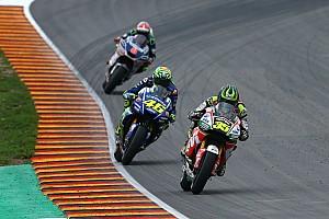 MotoGP Важливі новини Кратчлоу: Я мушу задовольнитись тим, що не впав у гонці