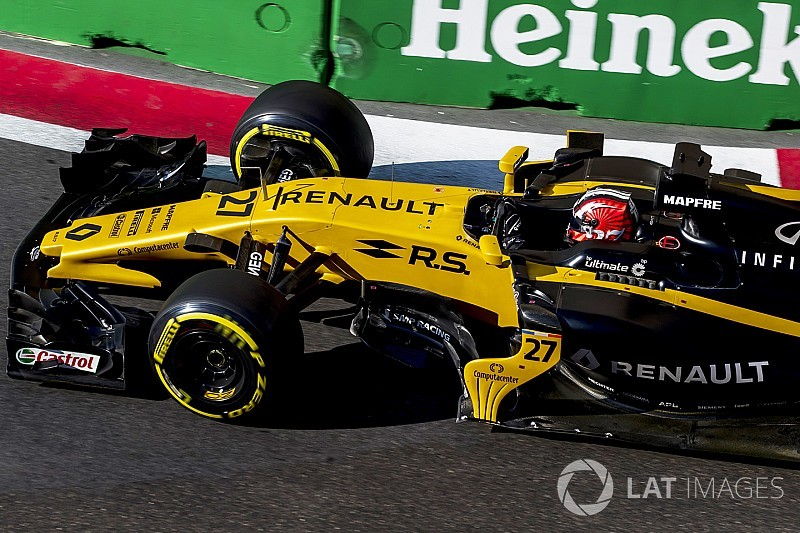 У Renault заявили про збільшену потужність і кращу продуктивність двигуна Ф1