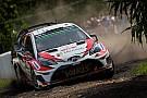 WRC 【WRC】10位完走のハンニネン「次戦フィンランドに期待したい」