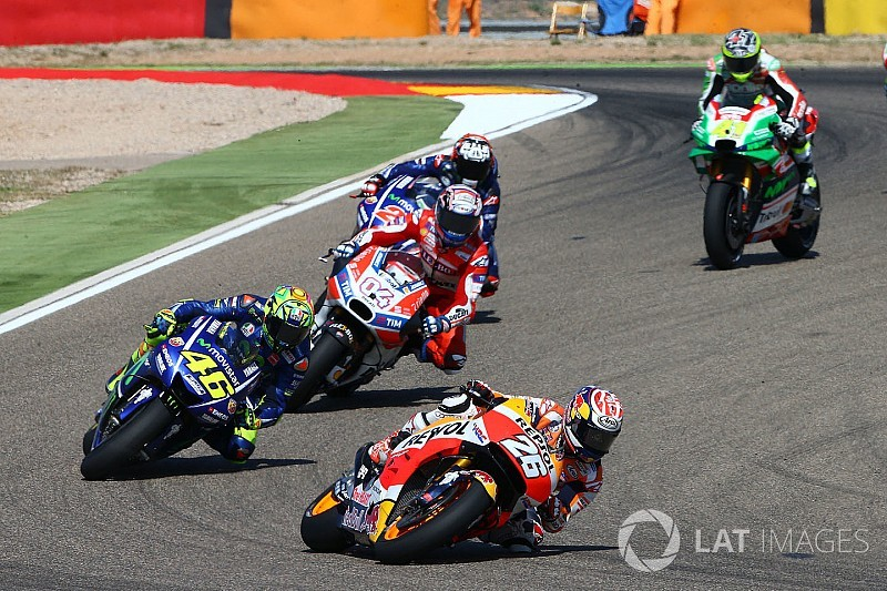 """Rossi: """"If Pedrosa is angry, he should race alone"""""""