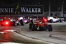 Hamilton nézetéből a szingapúri balhé és Vettel kiesése