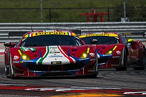 WEC Breaking news Ferrari retains unchanged WEC line-up