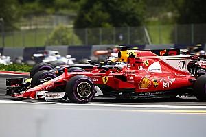 Formule 1 Réactions Le début de course a écarté Räikkönen du podium