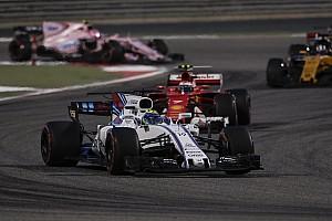 F1 Artículo especial La columna de Massa: