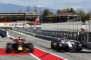 فورمولا 1 تقرير الإختبارات تجارب برشلونة الثانية: ماسا يقود ويليامز لتصدّر اليوم الأوّل
