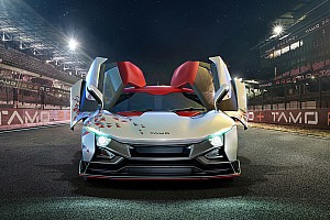 Automotive Breaking news Tata Racemo sportscar unveiled at Geneva Motor Show