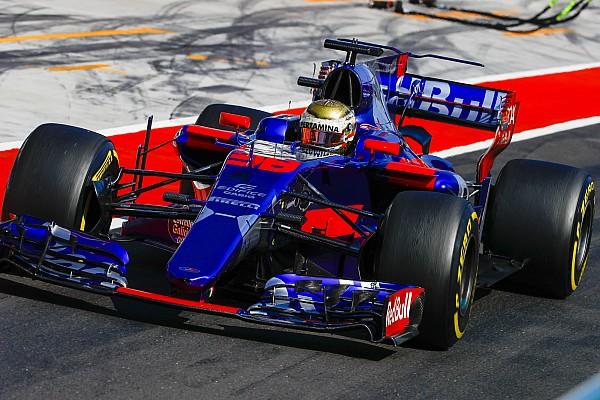 Küszöbön a Toro Rosso-Honda a Forma-1-ben