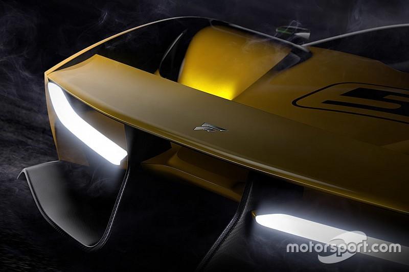 Fittipaldi EF7, une supercar en fibre de carbone