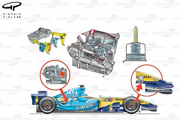 F1 Artículo especial F1 en retrospectiva: El enfoque de seguridad