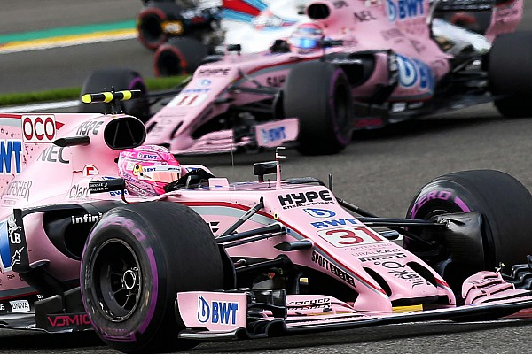 Force India awaiting