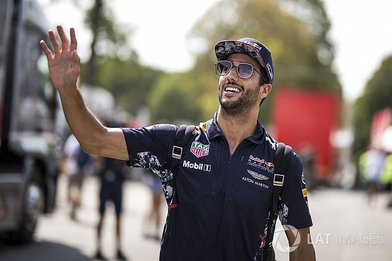 Ricciardo expecting grid penalty at Monza