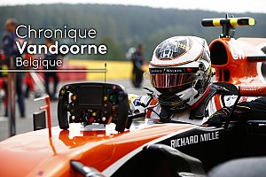 Formule 1 Chronique Chronique Vandoorne : Une première frustrante à domicile