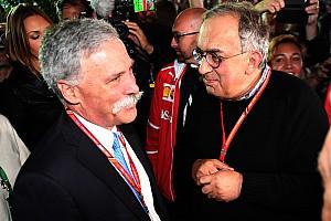 Formel 1 News Neue Motoren: Ferrari erneuert Ausstiegsdrohung an Formel 1