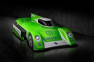 Le Mans News Panoz stellt Elektro-GT-Projekt für 24h Le Mans vor