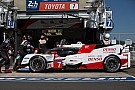Le Mans Confusão nos boxes provocou quebra da Toyota em Le Mans
