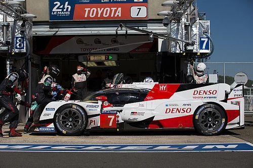 Analyse: Wie eine Verwechslung Toyota in Le Mans zu Fall brachte