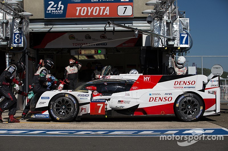 How a marshal mix-up caused lead Toyota's Le Mans failure