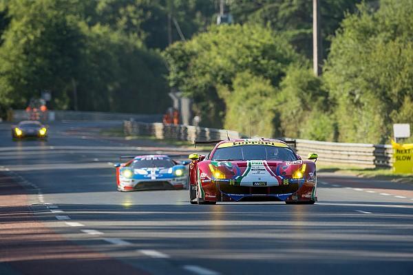 Bird: GTE lebih cocok menangkan Le Mans