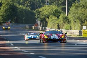"""Le Mans 速報ニュース サム・バード、""""もしLMP1消滅なら""""GTEプロのル・マン優勝を望む"""