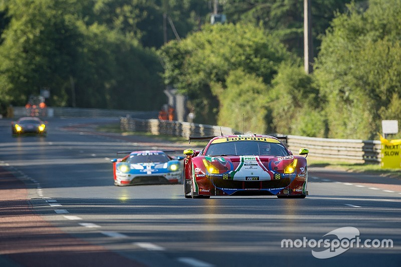 GTE should take Le Mans wins if LMP1 fails - Bird