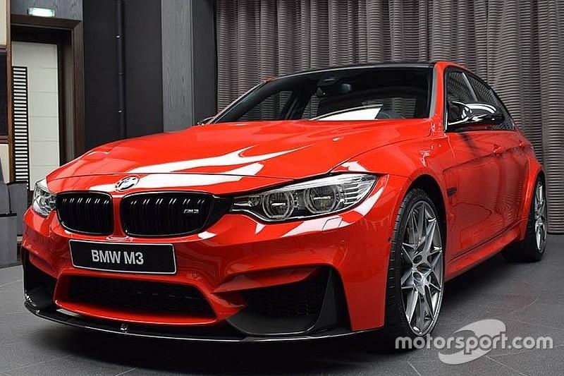 Un pack compétition pour la BMW M3