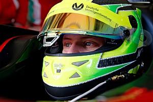 F3 Europe Actualités Mick Schumacher n'est pas pressé d'arriver en F1