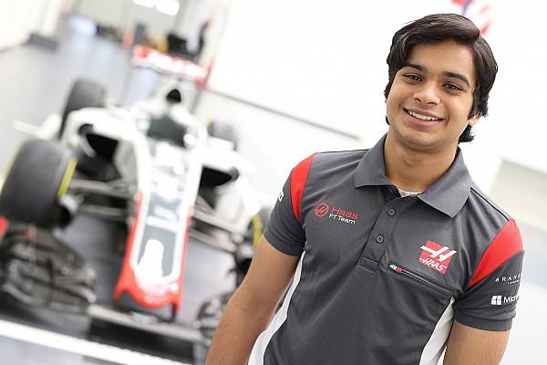 Майни стал пилотом программы развития Haas