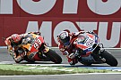 "MotoGP Dovizioso: Risk was ""too high"" to fight for MotoGP hat-trick"