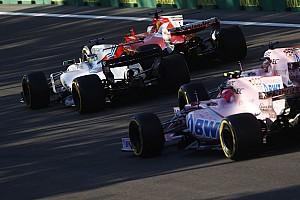 Formule 1 Actualités L'accrochage Pérez/Ocon,
